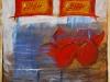 marie-jose maat 40 x 40 cm acryl